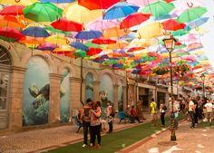 Agitágueda2015 Art Festival, Águeda, Portugal
