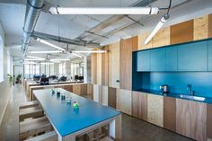 Office Interior in Strasbourg by Nicola Spinetto + Stephane Raza | Yellowtrace