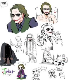 Joker 2008, Joker Dc, Joker And Harley Quinn, Batman Comic Art, Batman Comics, Batman Robin, Batman Joker Wallpaper, Joker Wallpapers, Batman Arkham City