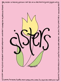 sisters - pink canvas : Maggie Lindley Designs, Official Website of the Designer of My Souls Window - Artist Maggie Lindley