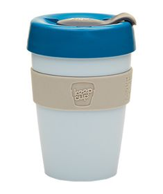 KeepCup: Light weight, dishwasher safe. Made of less plastic (Polypropylene) which is recyclable at the end of life. #Cup #Travel_Cup #Recycle