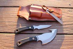 Knives of Alaska Light Hunter Cub Bear Combo Knife   eBay