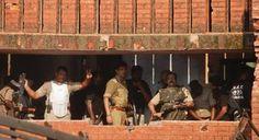ગુરદાસપુર : જમ્મુ-કશ્મીરના પોલીસ ઉપ-મહાનિરીક્ષક એ.એ.વાણીએ આજે કહ્યું કે પંજાબના ગુરદાસપુરમાં થયેલા આતંકી હુમલામાં જે રીતે હથિયાર અને ગોળા-બારૂદનો ઉપયોગ કરવામાં આવ્યો છેhttp://www.vishvagujarat.com/gurdaspur-attack-arms-ammunitions-like-those-used-in-attack-in-samba-says-wani/