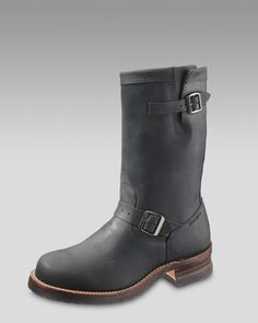 3336f140560 Stockton Engineer Boot - Neiman Marcus Engineer Boots, Wolverine, Neiman  Marcus, Biker,