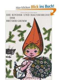 Die Kinder- und Hausmärchen der Brüder Grimm: Amazon.de: Jacob Grimm, Wilhelm Grimm, Werner Klemke: Bücher