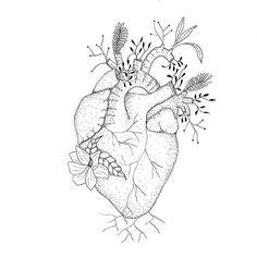 """SOBRE AMAR Quero amar sem pudor, e tocar o íntimo de quem também subverteu falsos conceitos que…"""" Anatomical Tattoos, Doodle Inspiration, Tattoo Flash Art, Blackwork, Ear Piercings, Embroidery Patterns, Art Nouveau, Moose Art, Tatoos"""