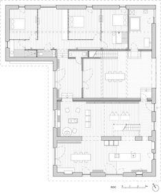 Plan de loft
