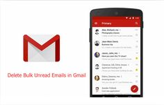 How To Delete Unread Emails Gmail
