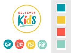 Design Inspiration Bellevue Kids Ministry Logo von Naomi Dable Kitchen Design Ideas and Layout Kitch Kids Branding, Branding Design, Logo Design, Kids Graphic Design, Adele, Preschool Logo, Church Logo, Sunday School Teacher, Education Logo