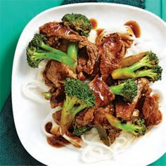 Beef and broccoli stir-fry is a classic Asian take-out meal that you can make at home easily with this recipe.