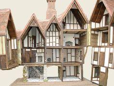 dollhouse tudor - Pesquisa Google