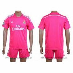 Nueva Camiseta del Real Madrid Segunda 2014-2015