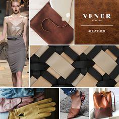 Υφάσμα του Φετινού Χειμώνα: Δέρμα - all time classic! #vener #fashion #fabric #fall2015 #leather #fashion #trends