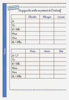 exercices de revisions pour 5eme et 6eme années grammaire -conjugaison-orthographe