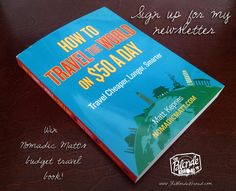 How to travel the World on $50 a day (BOOK)