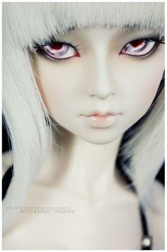 Cute Bjd Dolls   bjd, cute, doll, eyes, face, fake - inspiring picture on Favim.com
