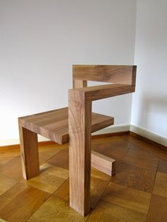 "One of the people viewing my blog decided to build his own Steltman chair. His name is Christian, and he wrote:   ""Similar to your calculat..."