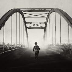 Across The Bridge 6523 by Toni Polkowski on 500px