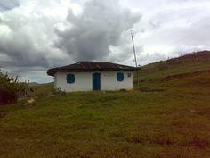 casitas que forman un mágico paisaje