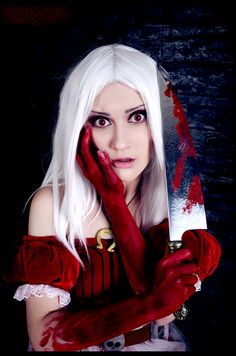 Bloody Alice (from Alice: Madness Returns) by Katy-Angel - Hysteria Mode
