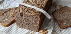 Špaldovo - žitný chléb s vlaškými ořechy