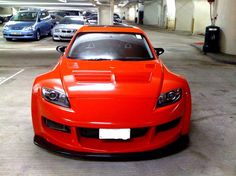 Wide body Rx8