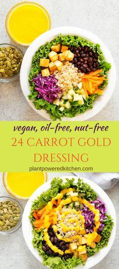 24 Carrot Gold Dressing