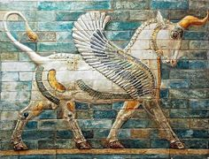 From my 'Mesopotamia and the Ancient Near East' board Art from the ancient sity of Susa. Iran.