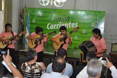 #Turismo Presentación oficial de la 8º Fiesta del #Chamamé y la Cultura Popular en Mercedes #ArribaCorrientes