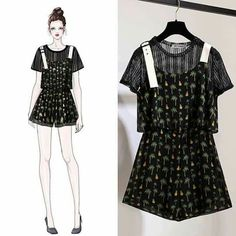 Outfits To Wear To A Concert - Page 3 of 66 - new dress trend Hipster Outfits, Korean Outfits, Cool Outfits, Casual Outfits, Cute Fashion, Girl Fashion, Fashion Dresses, Korea Fashion, Asian Fashion
