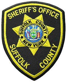 Suffolk county Sheriff NY