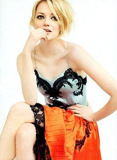 Emma Stone - Vogue