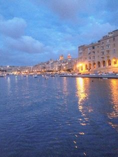 A beautiful Mediterranean Evening .....