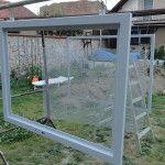 Posuvná brána: svojpomocný postup vyhotovenia - buboFIX Outdoor Structures