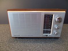 Vintage Realistic MTA-15 AM/FM Radio Fully Tested - Works Great #Realistic