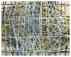 Terry Winters - Matthew Marks Gallery