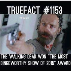 The Walking Dead True Fact
