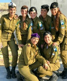 Right! seems Israeli army girls tgp