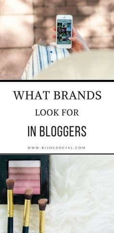 Are you a blogger that wants to work with brands and get brand sponsorships for your blog, youtube, or podcast? Then you need to hear what brands are looking for before you begin working with them! Click through to the post to read all about it