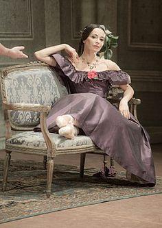 Diana Vishneva Official Website | La Dame aux Camélias Diana Vishneva as Marguerite Gautier
