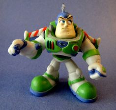 Buzz Spaceman Toy Charm by SFMissionCharm on Etsy, $4.88