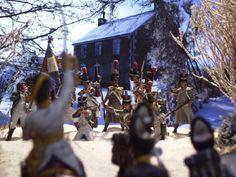 """Nouvel """"épisode"""" des aventures de mes soldats jouets.....le """"brave"""" 18 pris part à cette bataille. scénario adapté aux faits historiques comme d'hab....@+ Au début 1814, les Alliés, encouragés par leur victoire à Leipzig et le mouvement de retraite de..."""