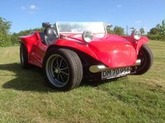 VW Beach Buggy 2.0 type4