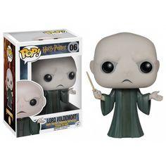 Funko Pop! Lord Voldemort, Harry Potter, Funkomania, Filmes