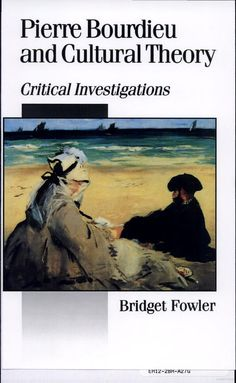 Pierre Bourdieu and Cultural Theory: Critical Investigations. This is the first comprehensive description of Pierre Bourdieu's theory of culture and habitus. Within the wider intellectual context of Bourdieu's work, this book provides a systematic reading of his assessment of the role of `cultural capital' in the production and consumption of symbolic goods.