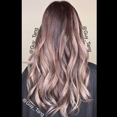 Balayage Ombre by Guy Tang Watch related video: https://youtu.be/ZWWdMp9DxiI