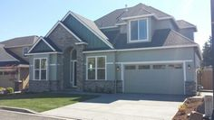 Finally finished this custom home in Washougal Wa www.coppercreekhome.com