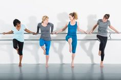We're digging into the science behind the trendy ballet-based workout to find out exactly how (and if) barre can actually transform your body. #barre #fitness #workout # http://greatist.com/move/benefits-of-barre-workout