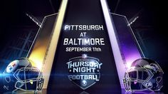 CBS: THURSDAY NIGHT FOOTBALL PROMO on Behance