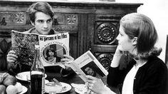 o silêncio dos livros: [ Masculin féminin (Jean-Luc Godard) ] 1966
